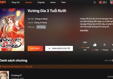 Vi phạm bản quyền, ứng dụng đọc truyện funtoon bị gỡ bỏ khỏi Google & Apple store