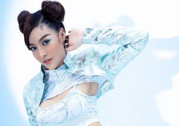 Á hậu Kiều Loan cực chất với hình ảnh rapper