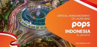 POPS chính thức tiến vào Indonesia