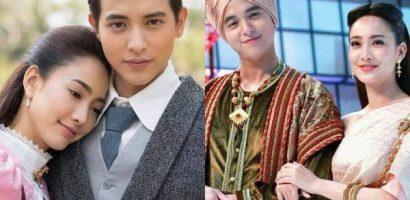 'Hoàng tử nụ cười' James Jirayu hội ngộ 'Nữ thần rắn' Taew Natapohn trong dự án mới