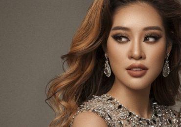 Hoa hậu Khánh Vân thể hiện nữ hoàng quyền lực trong bộ ảnh mới