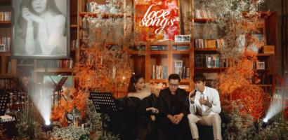 Sau 'Love song 4' của Hồ Ngọc Hà, Dickson Nguyễn cộng tác với Isaac