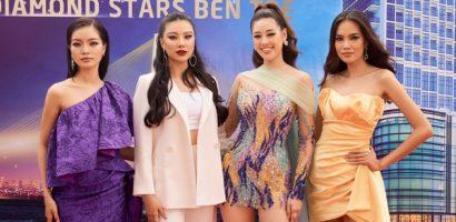 Hoa hậu Khánh Vân và Á hậu Kim Duyên mong muốn thuốc đẩy kinh tế du lịch Bến Tre