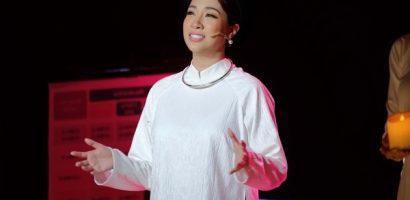 Pha Lê mang ước mơ được làm mẹ lên sân khấu 'Én vàng nghệ sĩ 2020'