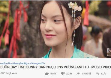 Chi 2 tỷ làm MV, 'cháu gái' Mr. Đàm vỡ oà khi MV debut đạt triệu view