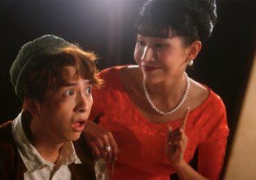 Khả Như làm 'quân sư' cho Ngô Kiến Huy 'cưa cẩm' người yêu trong phim mới