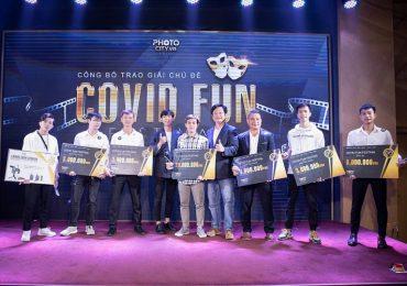 Các Trung úy của 'Học viện Hậu cần Hà Nội' đoạt giải tại 'Micro Film 2020 – Photo City Award'