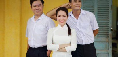 Quốc Đại 'áp lực' khi đóng phim ca nhạc vì Dương Kim Ánh quá… đẹp