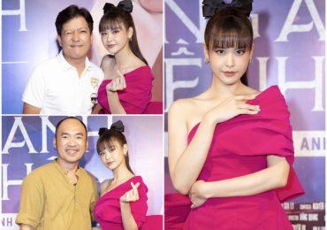 Trường Giang, Tiến Luật và dàn sao đến chúc mừng Trương Quỳnh Anh ra mắt MV