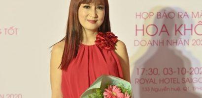 Diễn viên Hiền Mai làm giám khảo cuộc thi 'Hoa khôi doanh nhân Việt Nam 2020'