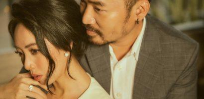 Khoảnh khắc tình tứ của Thu Trang – Tiến Luật