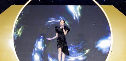 Hoa hậu Hương Giang hội ngộ Isaac tại 'Phụ nữ Get up – Vươn lên vì hạnh phúc'