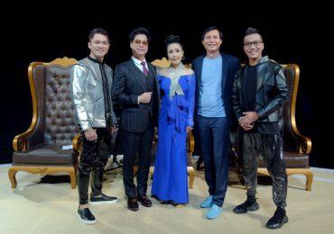 Kỳ tài tranh đấu: Danh hài Kiều Oanh đối đáp thơ với 'anh ba' Ngọc Sơn trên 'ghế nóng'