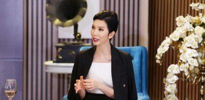 Xuân Lan khẳng định người mẫu không nghèo, kể cả người mẫu mới vào nghề