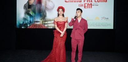 Kim Cương 'xin vai' nữ chính trong phim mới của Ưng Hoàng Phúc