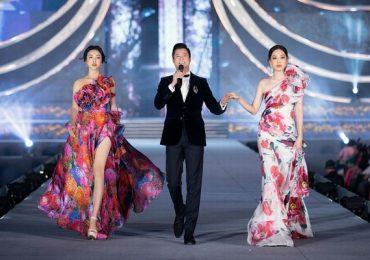 Lệ Quyên, Quang Dũng thăng hoa cùng 'Người đẹp Thời trang' tại Vũng Tàu