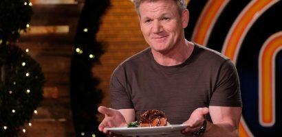 Gordon Ramsay ủng hộ thí sinh Vua đầu bếp nhí bị ung thư 50.000 USD