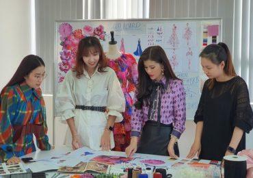 Neva thiết kế trang phục cho thí sinh Hoa hậu Việt Nam