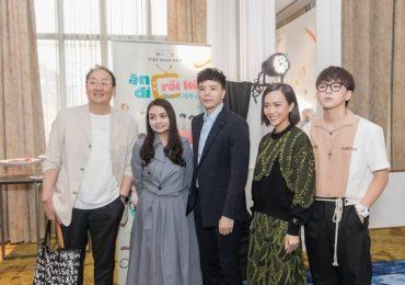 'Ăn đi rồi kể'- Show truyền hình ẩm thực quy tụ dàn sao Việt – Hàn