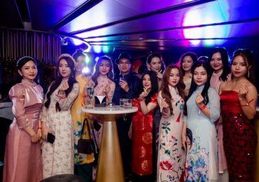 Sự kiện 'Bluerose' mùa 5 quy tụ hàng hotgirl streamer tham dự