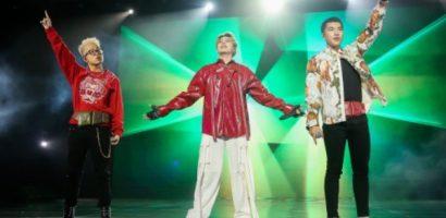 Noo Phước Thịnh bùng nổ cùng HIEUTHUHAI, RichChoi trong Chung kết 'King Of Rap'