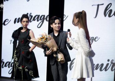 Doanh nhân Trần Viết Đạt chi hơn 100 triệu mua váy 'The Mirage' làm từ thiện