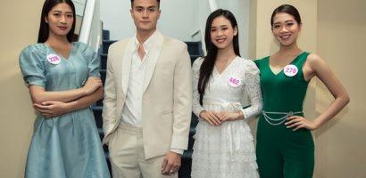 Vĩnh Thụy bất ngờ xuất hiện cùng top 35 thí sinh 'Hoa hậu Việt Nam 2020'
