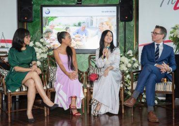 Đoan Trang chia sẻ bí quyết gìn giữ sức khỏe cùng các mỹ nhân Sài Gòn