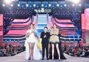 Tiểu Vy, Kỳ Duyên đọ catwalk trong BST của NTK Lê Thanh Hòa