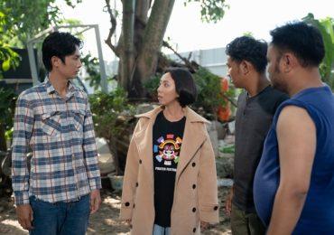 'Chuyện Xóm Tui' của Thu Trang – Tiến Luật 'gây sốt' vì quá xúc động