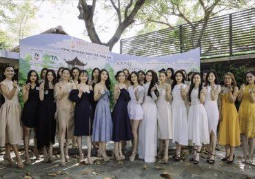 Công bố top 35 thí sinh vào bán kết cuộc thi 'Miss Tourism Vietnam 2020'