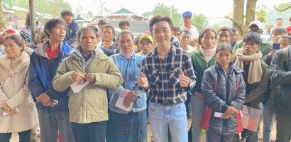 'Thầy trò' Đan Trường – Trung Quang kêu gọi và hỗ trợ người dân miền Trung