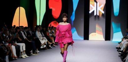 Minh Tú biến hóa kỳ ảo trong show thời trang của NTK Thanh Huỳnh