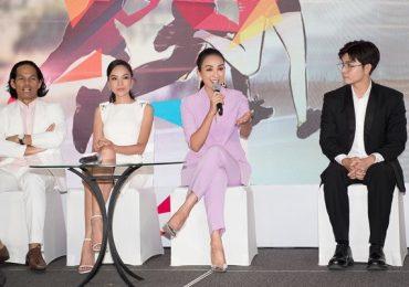 Hoa hậu Ngọc Diễm làm đại sứ cho hoạt động 'Chạy vì trái tim 2020'