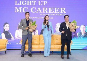 Đỗ Phương Thảo sáng lập dự án cộng đồng MC START UP
