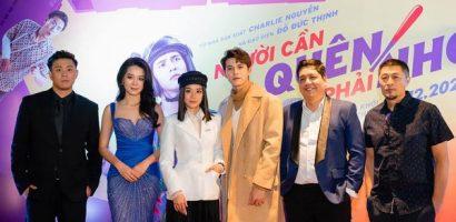 NSX Charlie Nguyễn khẳng định: 'Người cần quên phải nhớ' là bộ phim ý nghĩa mùa giáng sinh