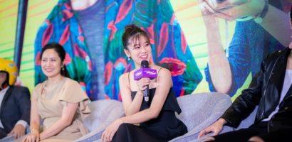 Hoàng Yến Chibi hóa phóng viên, thuyết trình về dự án 'Người cần quên phải nhớ'