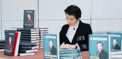 Sách của Hoa hậu Cao Thùy Dương vừa ra mắt đã bán được 3.000 cuốn