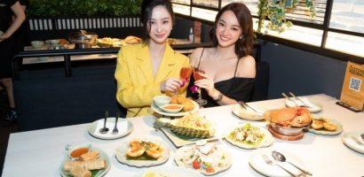 Kaity Nguyễn và Jun Vũ chia sẻ về sở thích ẩm thực Thái Lan