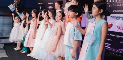 Ra mắt chương trình 'International Fashion Runway 2021' dành cho trẻ em