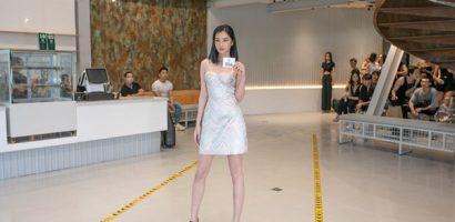 Cẩm Đan – thí sinh gây sốt tại 'Hoa hậu Việt Nam 2020' trở lại