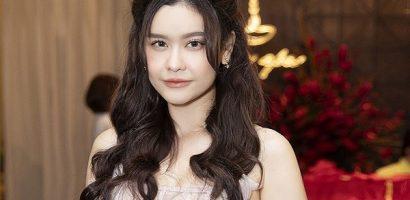Trương Quỳnh Anh rạng rỡ, khoe nhan sắc không tuổi tại sự kiện
