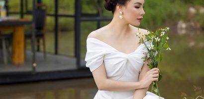 Hồ Quỳnh Hương đam mê kinh doanh thực phẩm thuần chay