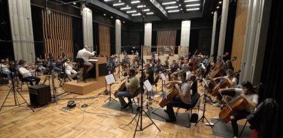 Bật mí hậu trường thu âm nhạc phim 'Sám hối' tại Anh Quốc