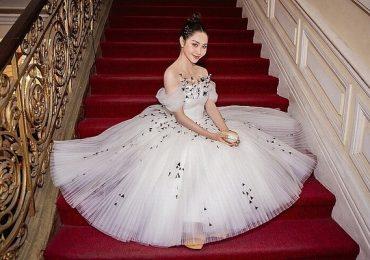 Tường Vi nhận giải diễn viên phim truyền hình Việt Nam được yêu thích nhất