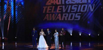 Lần đầu tiên giải thưởng Truyền hình Châu Á – ATA 25 được tổ chức bằng hình thức trực tuyến