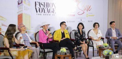 Chuyến viễn du theo ánh mặt trời mang tên Fashion Voyage 3