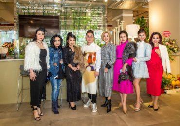 Dàn sao hội ngộ tiệc đầu năm của doanh nhân Dương Quốc Nam