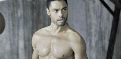 Ngoại hình cơ bắp của nam chính phim cổ trang 'Bridgerton'