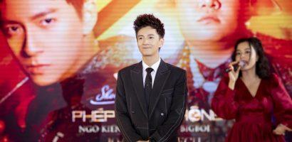 Ngô Kiến Huy ra mắt MV, 'mở hàng' hoành tráng cho giới Vpop 2021